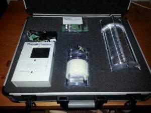 Appareil de mesure de conductivité thermique THECO
